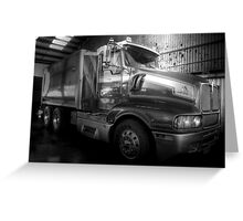 The mighty Kenworth... Greeting Card