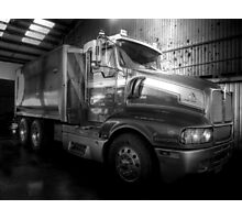 The mighty Kenworth... Photographic Print