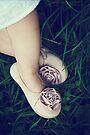 Cute Shoes... by Carol Knudsen