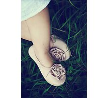 Cute Shoes... Photographic Print