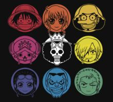 One Piece - Little Pirates One Piece - Short Sleeve