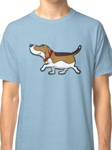 Happy Beagle Classic T-Shirt