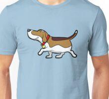 Happy Beagle Unisex T-Shirt