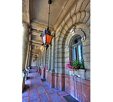 Palace arcade Photographic Print
