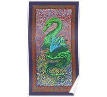 Raphael - Dragon Poster