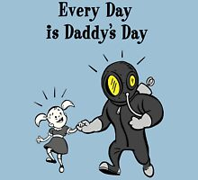 BioShock – Every Day is Daddy's Day Poster (Black) Unisex T-Shirt