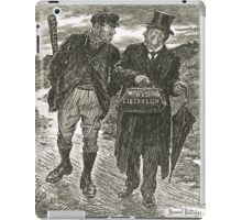 Socialism & Old Liberalism Punch 1909 iPad Case/Skin