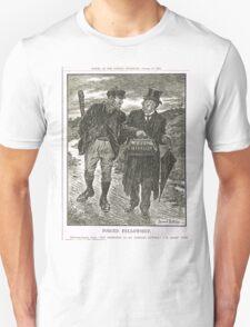 Socialism & Old Liberalism Punch 1909 Unisex T-Shirt