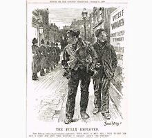 Bernard Partridge Suffragette Punch Cartoon 1908 T-Shirt