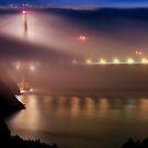 Golden Gate Fog by MattGranz