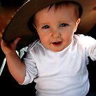 A Little Man In a Big Hat by Christine Smith