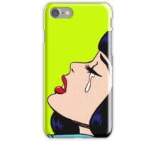 Don't Make Me Sad iPhone Case/Skin