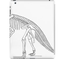 Super Iguanodon iPad Case/Skin
