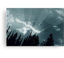 SoCal Sky Canvas Print