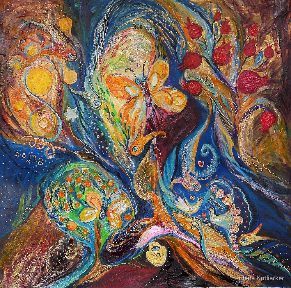 Longing for Chagall by Elena Kotliarker