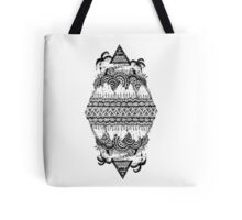 Transcendent Triangle  Tote Bag