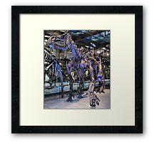 Wonderful Iguanodon Framed Print