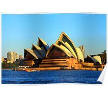 Sydney's Iconic Beauty Poster
