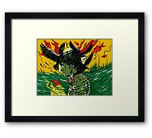 Mia Couto  Framed Print