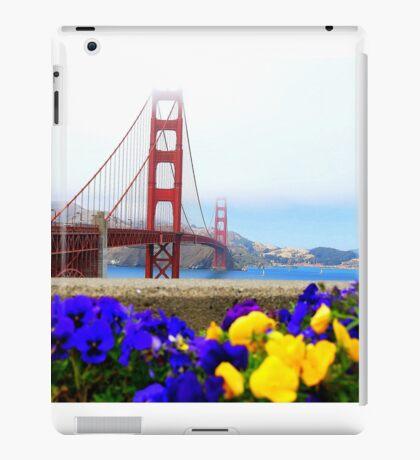 San Francisco Golden Gate Bridge iPad Case/Skin