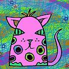 Mr PokaDots by PoshCatDesigns