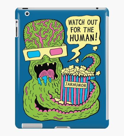 Alien Monster Movie iPad Case/Skin
