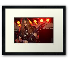 Justin from E.F.T.A. Framed Print