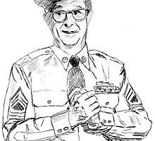 Sgt Bilko by Wearde