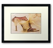 ~for you~ Framed Print
