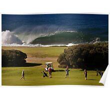 Wollongong Golf Club Poster