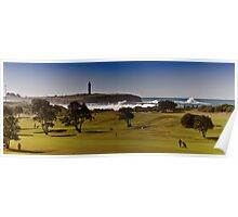 Wollongong Golf Club Poster