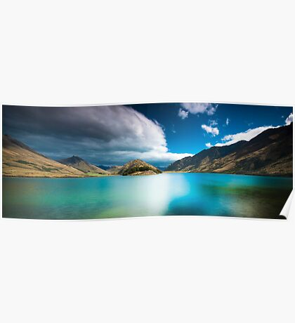 ∞ Moke Lake ∞  - The Emerald Lake - Poster