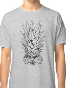 Pineapple Top Classic T-Shirt
