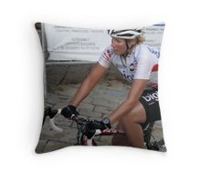 Tour of Tuscany 2009 Throw Pillow