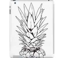 Pineapple Top iPad Case/Skin