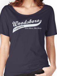 Woodsboro, CA Women's Relaxed Fit T-Shirt