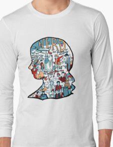 Nerd Girls: Set Phasers to Stunning Long Sleeve T-Shirt