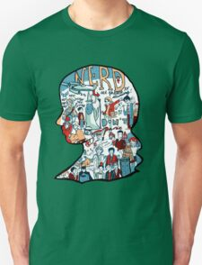 Nerd Girls: Set Phasers to Stunning T-Shirt