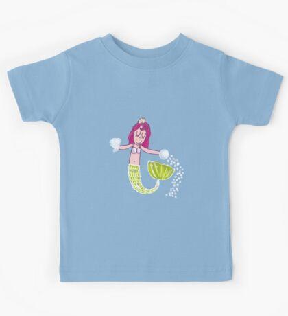 mermaid Kids Tee