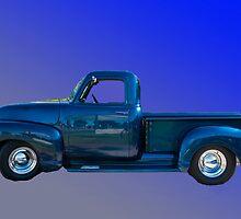 1949 Chevy Pickup by Bryan D. Spellman