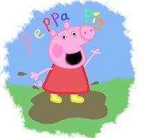 Peppa Pig by Minniemora