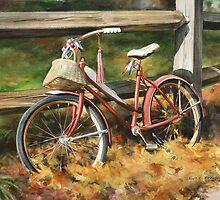 Parade Rest by Eva C. Crawford