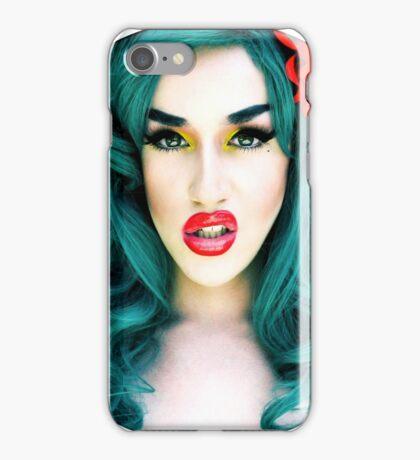 Adore Delano Drag Queen iPhone Case/Skin