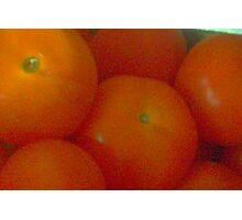 Tomatoes! Tamatoes! Photographic Print