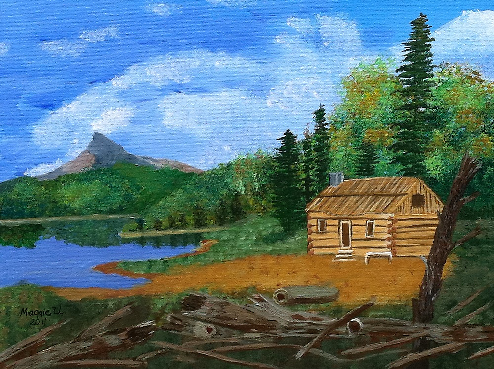 Home by the river by maggie326