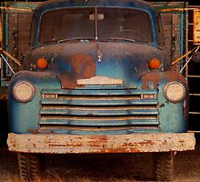 Rusted old truck by Tracy Friesen