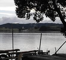 Rawene, the Ferry crossing by sid201