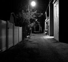 Dark entries by George Salazar