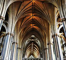 Cathedral, Bristol by MWhitham