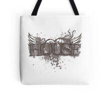 House Heart Tote Bag